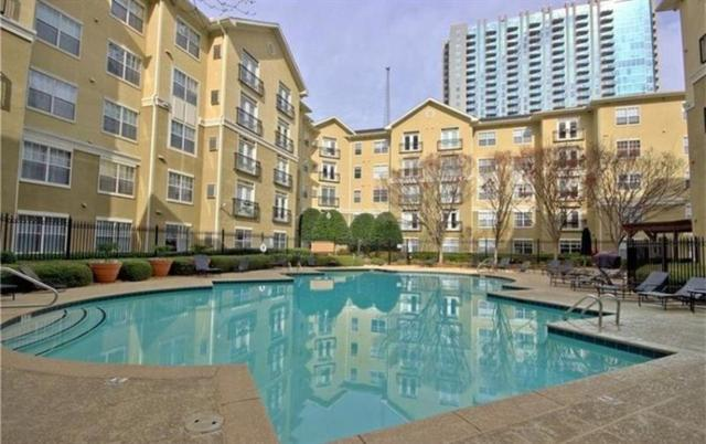 800 Peachtree Street NE #1315, Atlanta, GA 30308 (MLS #6047770) :: The North Georgia Group