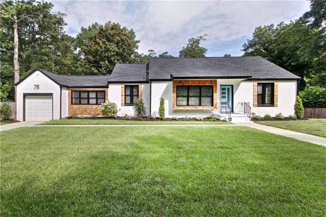 1681 S Alvarado Terrace SW, Atlanta, GA 30311 (MLS #6047976) :: North Atlanta Home Team