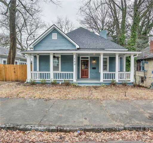 489 Culberson Street SW, Atlanta, GA 30310 (MLS #6048119) :: The Cowan Connection Team