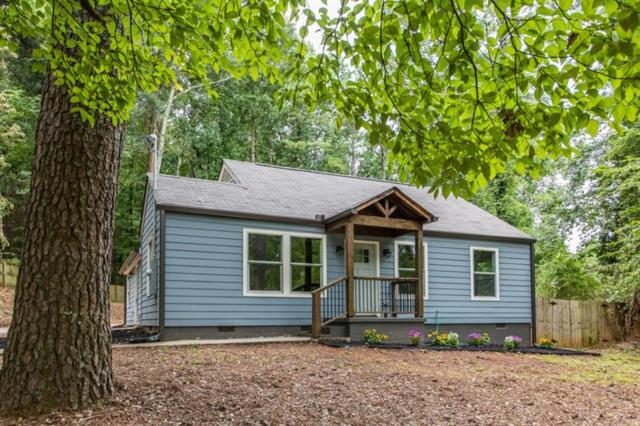 1603 Delano Drive, Decatur, GA 30032 (MLS #6048226) :: The Zac Team @ RE/MAX Metro Atlanta