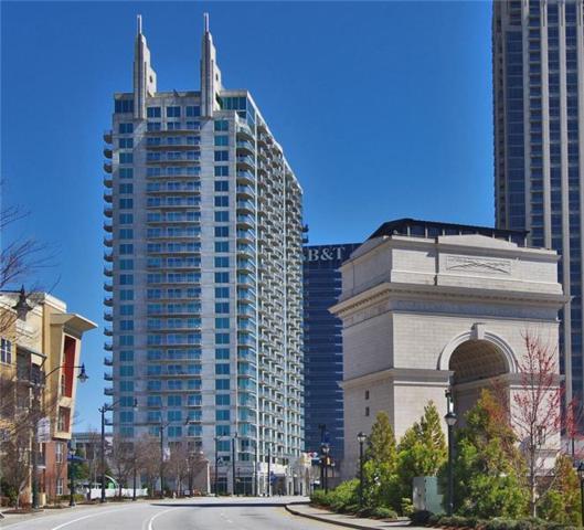 361 17th Street #1415, Atlanta, GA 30363 (MLS #6048260) :: RCM Brokers