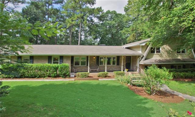 2784 Cravey Drive NE, Atlanta, GA 30345 (MLS #6049032) :: Iconic Living Real Estate Professionals