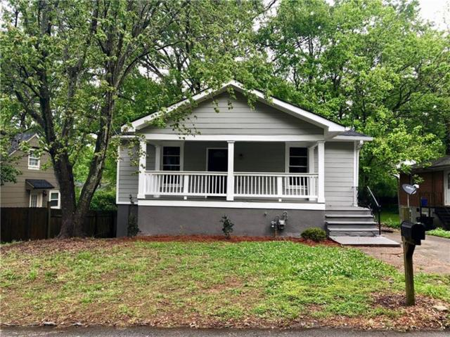 1837 Dorsey Avenue, East Point, GA 30344 (MLS #6049104) :: Iconic Living Real Estate Professionals