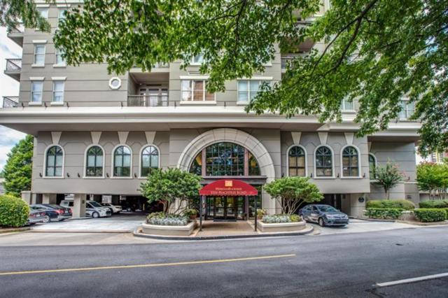 3334 Peachtree Road NE #1013, Atlanta, GA 30326 (MLS #6049150) :: Kennesaw Life Real Estate