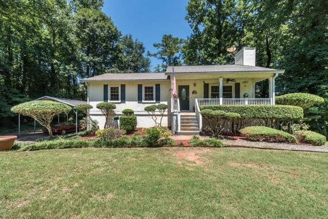 1421 Creek Overlook Court, Marietta, GA 30066 (MLS #6049566) :: The Cowan Connection Team