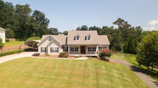 228 Woodland Circle, Dawsonville, GA 30534 (MLS #6049601) :: North Atlanta Home Team