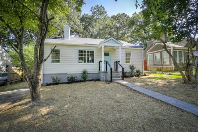 2545 Eastwood Drive, Decatur, GA 30032 (MLS #6049640) :: The Zac Team @ RE/MAX Metro Atlanta