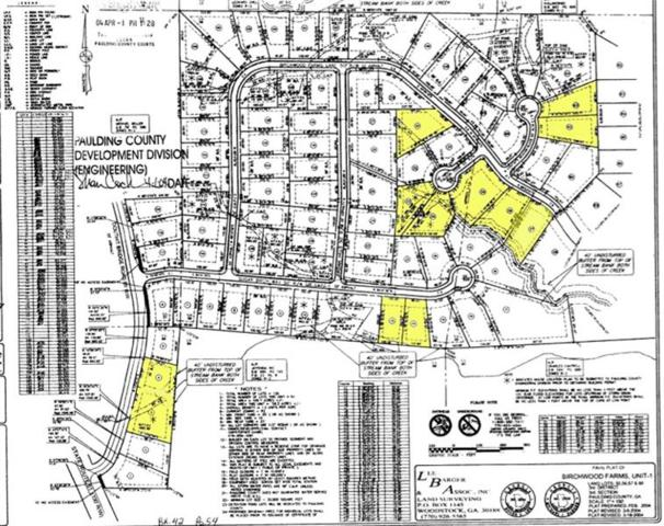 0 Birchwood Farms Lane, Dallas, GA 30132 (MLS #6050085) :: RE/MAX Paramount Properties