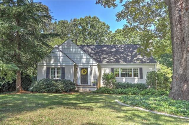 640 Crestview Terrace, Gainesville, GA 30501 (MLS #6050209) :: Iconic Living Real Estate Professionals