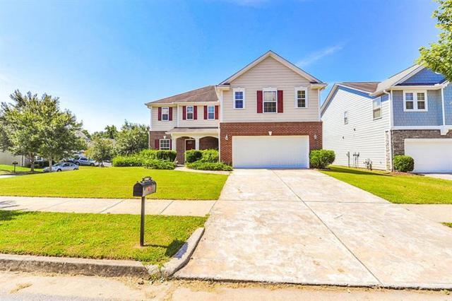 1303 Sparkling Cove Drive, Buford, GA 30518 (MLS #6050225) :: North Atlanta Home Team