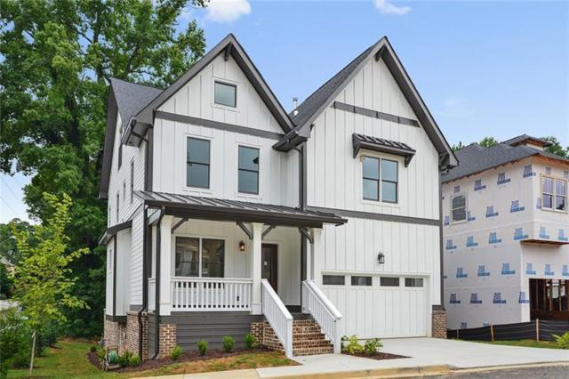 6009 Ken Manor Way, Norcross, GA 30071 (MLS #6050275) :: North Atlanta Home Team