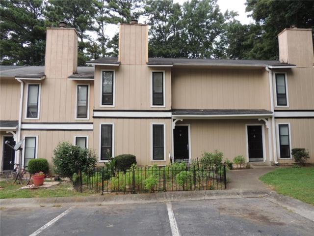 2340 Beaver Ruin Road #52, Norcross, GA 30071 (MLS #6050478) :: North Atlanta Home Team