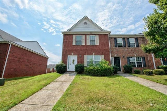 7712 Autry Circle #109, Douglasville, GA 30135 (MLS #6050498) :: The Russell Group