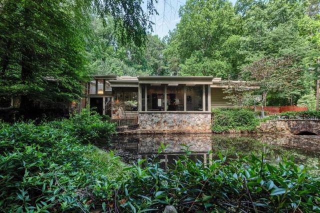 5635 Lake Island Drive, Atlanta, GA 30327 (MLS #6050548) :: The Russell Group