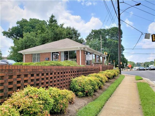 101 Glynn Street N, Fayetteville, GA 30214 (MLS #6050624) :: The Zac Team @ RE/MAX Metro Atlanta