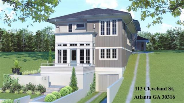 112-B Cleveland Street, Atlanta, GA 30316 (MLS #6050652) :: North Atlanta Home Team