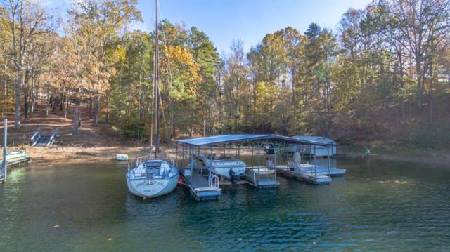 9280 Horseshoe Bend, Gainesville, GA 30506 (MLS #6050695) :: The Cowan Connection Team