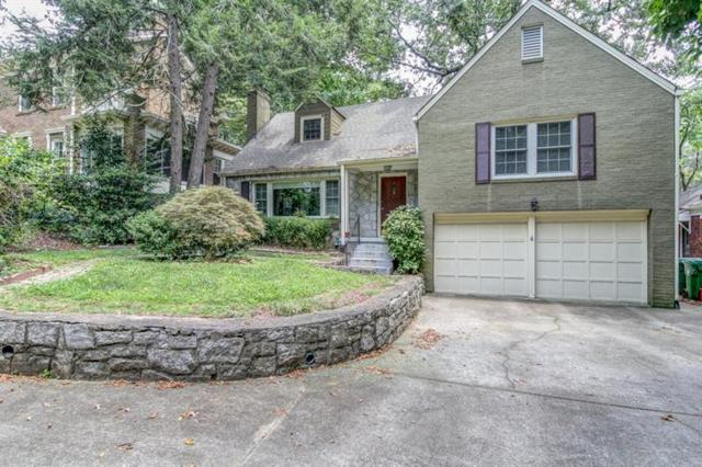 1397 Briarcliff Road NE, Atlanta, GA 30306 (MLS #6050709) :: North Atlanta Home Team