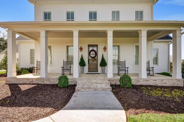 117 Trinity Hollow Drive, Canton, GA 30115 (MLS #6050788) :: The Russell Group