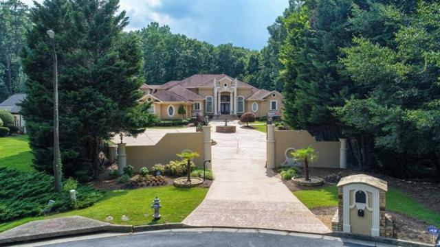 4695 Hamden Forest Drive, Atlanta, GA 30331 (MLS #6050951) :: The Cowan Connection Team