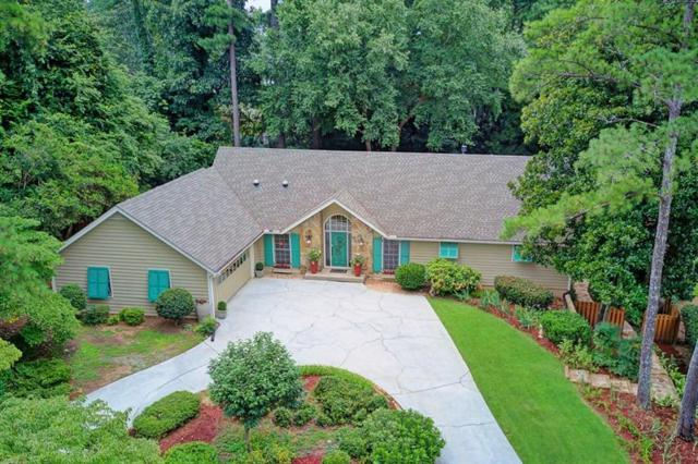5537 Stapleton Drive, Dunwoody, GA 30338 (MLS #6051255) :: The Cowan Connection Team