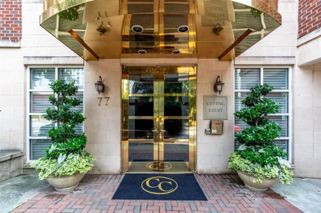 77 Peachtree Place NE #410, Atlanta, GA 30309 (MLS #6051275) :: The Bolt Group