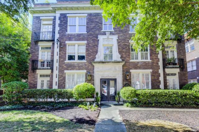 20 Collier Road NW #2, Atlanta, GA 30309 (MLS #6051342) :: Charlie Ballard Real Estate