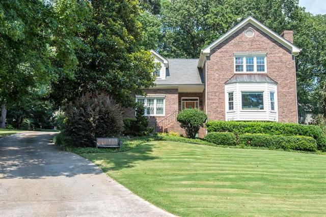 1600 Hickory Lake Drive, Snellville, GA 30078 (MLS #6051471) :: The Cowan Connection Team