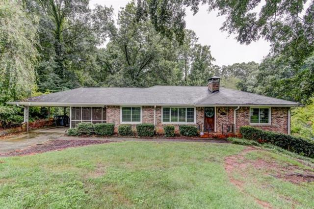 145 Hillcrest Drive, Roswell, GA 30075 (MLS #6051499) :: The Cowan Connection Team
