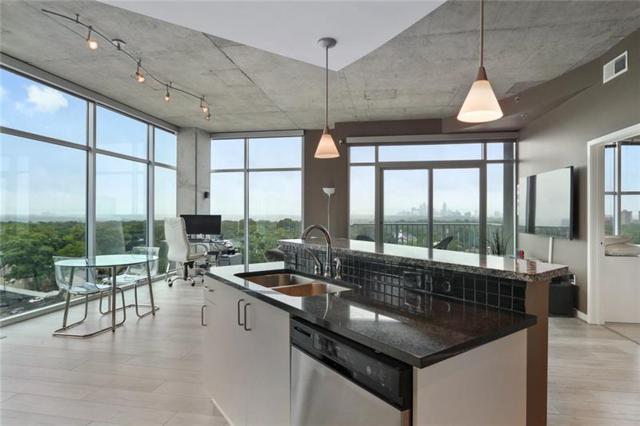 250 Pharr Road NE #918, Atlanta, GA 30305 (MLS #6052014) :: Iconic Living Real Estate Professionals