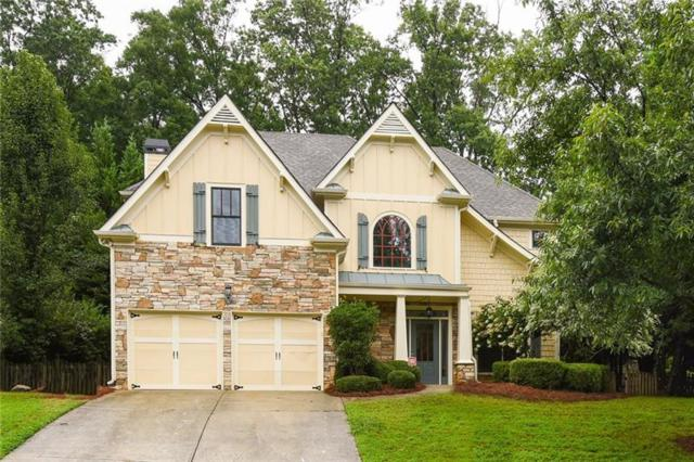 272 Pine Bluff Drive, Dallas, GA 30157 (MLS #6052015) :: The Russell Group
