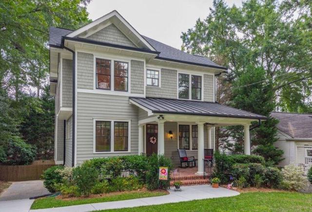 2863 Elliott Circle NE, Atlanta, GA 30305 (MLS #6052102) :: RE/MAX Prestige