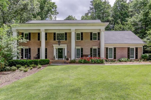 7610 Ball Mill Road, Sandy Springs, GA 30350 (MLS #6052154) :: The Russell Group