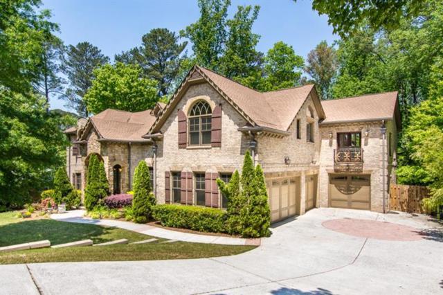 2238 Meadowvale Drive, Atlanta, GA 30345 (MLS #6052218) :: The Russell Group