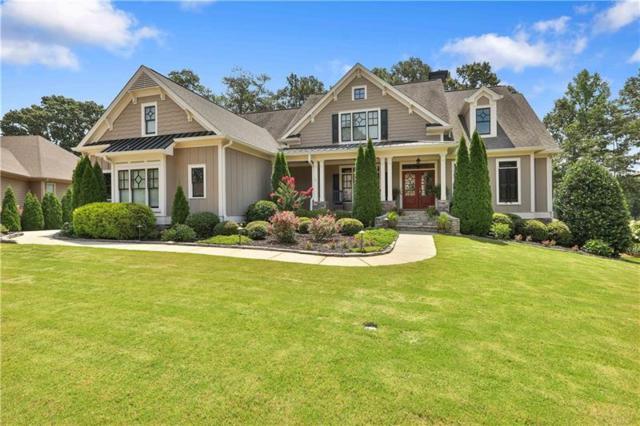 161 Lake Shore Drive, Newnan, GA 30265 (MLS #6052222) :: Iconic Living Real Estate Professionals