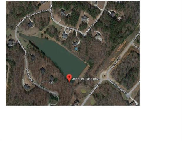 365 Glen Lake Drive, Hoschton, GA 30548 (MLS #6052223) :: RE/MAX Paramount Properties
