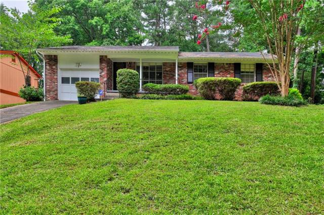 3972 Spanish Oak Drive, Doraville, GA 30340 (MLS #6052293) :: The Russell Group