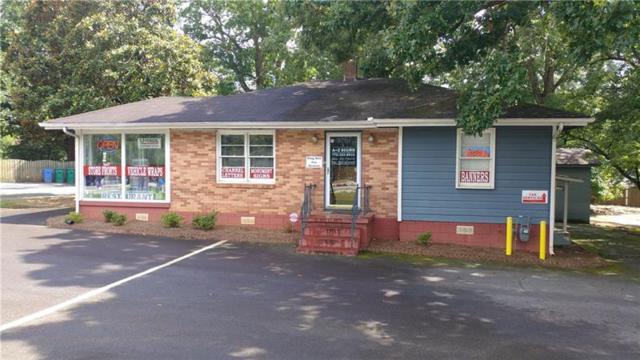 1060 Concord Road SE, Smyrna, GA 30080 (MLS #6052313) :: North Atlanta Home Team
