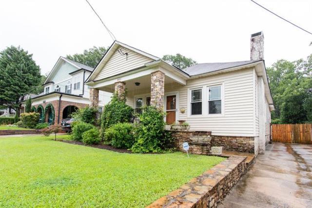1608 Hardin Avenue, Atlanta, GA 30337 (MLS #6052583) :: North Atlanta Home Team