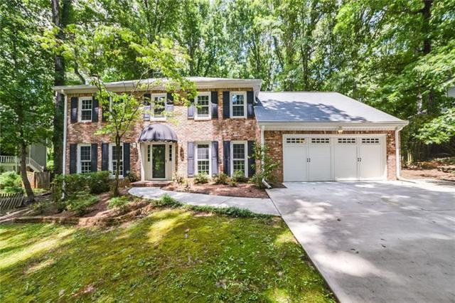 2472 N Forest Drive, Marietta, GA 30062 (MLS #6052750) :: The Russell Group