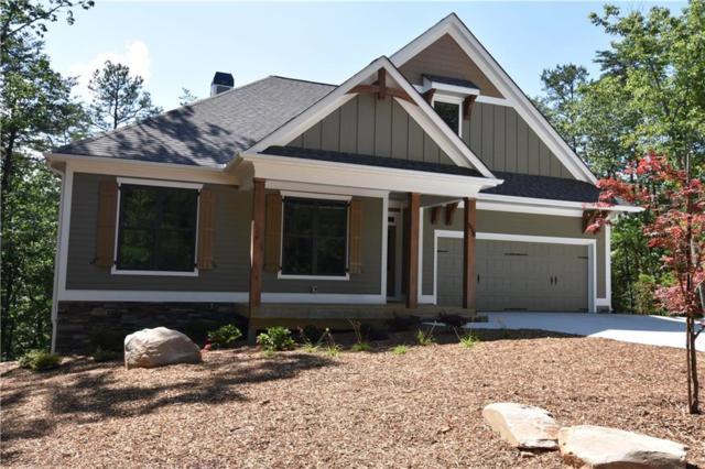 213 Talga Glen, Waleska, GA 30183 (MLS #6052792) :: Path & Post Real Estate