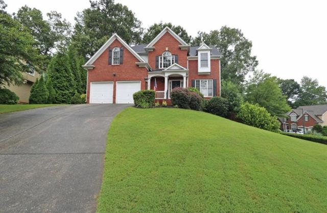2700 Claredon Trace NW, Kennesaw, GA 30144 (MLS #6052845) :: The Russell Group