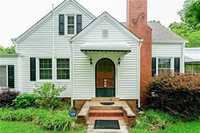 5041 Newark Avenue SW, Austell, GA 30106 (MLS #6052900) :: Good Living Real Estate
