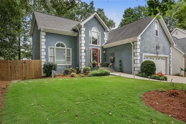 2311 Paper Chase Drive, Lawrenceville, GA 30043 (MLS #6052921) :: The Russell Group