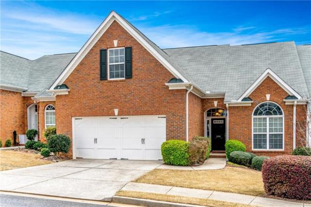 206 Claremore Drive, Woodstock, GA 30188 (MLS #6052986) :: The Bolt Group