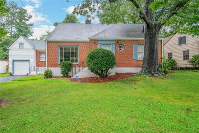2323 Ridgeway Avenue, College Park, GA 30337 (MLS #6053026) :: Iconic Living Real Estate Professionals