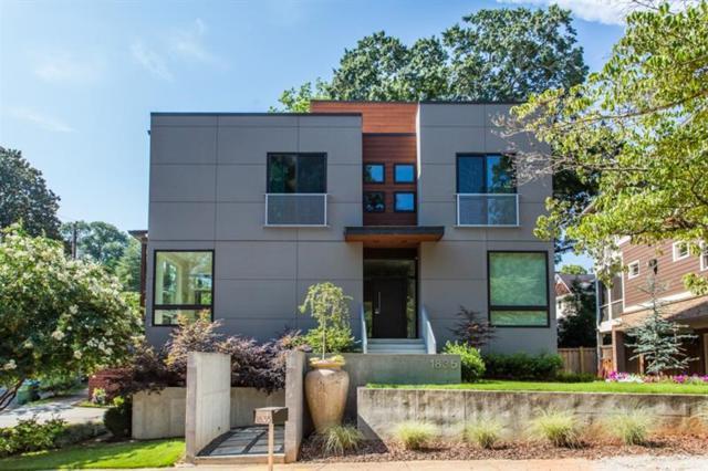 1835 Indiana Avenue, Atlanta, GA 30307 (MLS #6053084) :: RE/MAX Paramount Properties