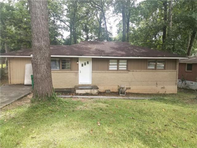 2677 Woodridge Drive, Decatur, GA 30033 (MLS #6053284) :: North Atlanta Home Team