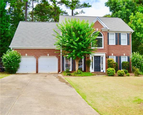 3593 Brookefall Court, Suwanee, GA 30024 (MLS #6053289) :: The Russell Group