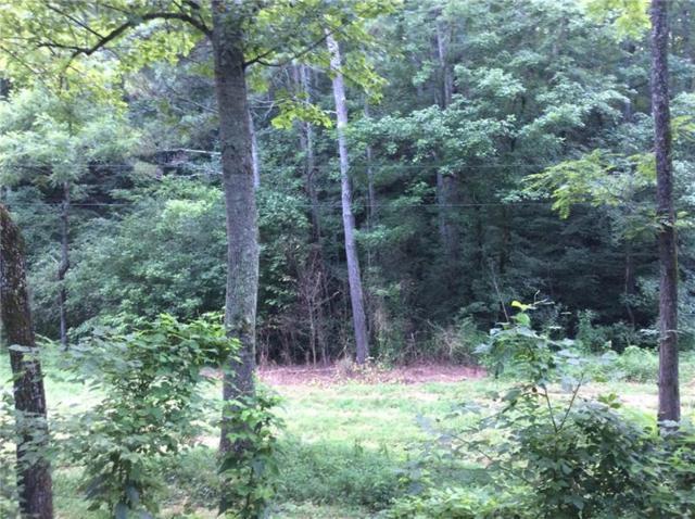 0 Long Branch, Talking Rock, GA 30175 (MLS #6053290) :: Path & Post Real Estate